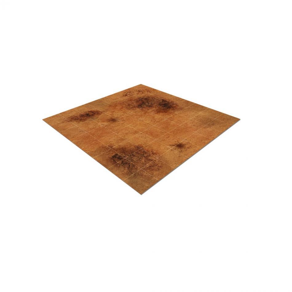 Deadzone V2 Exham IV Deluxe Rubber Mat