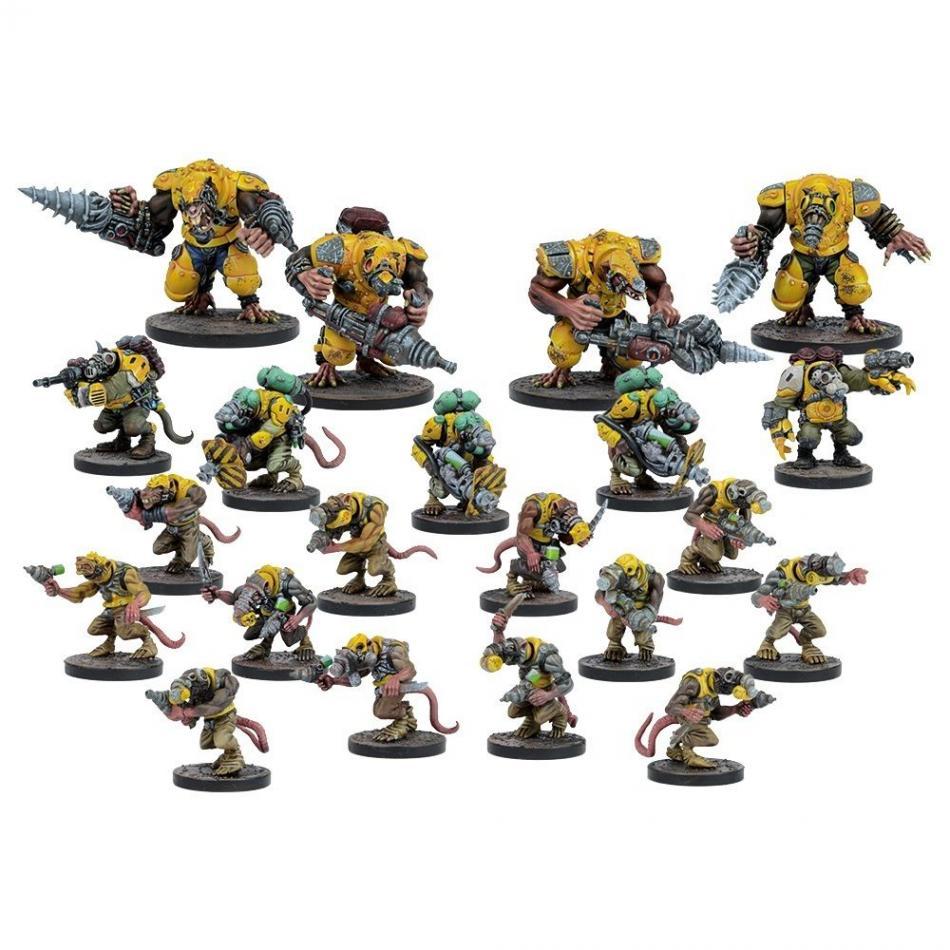 Deadzone V2 Veer-myn Starter Faction