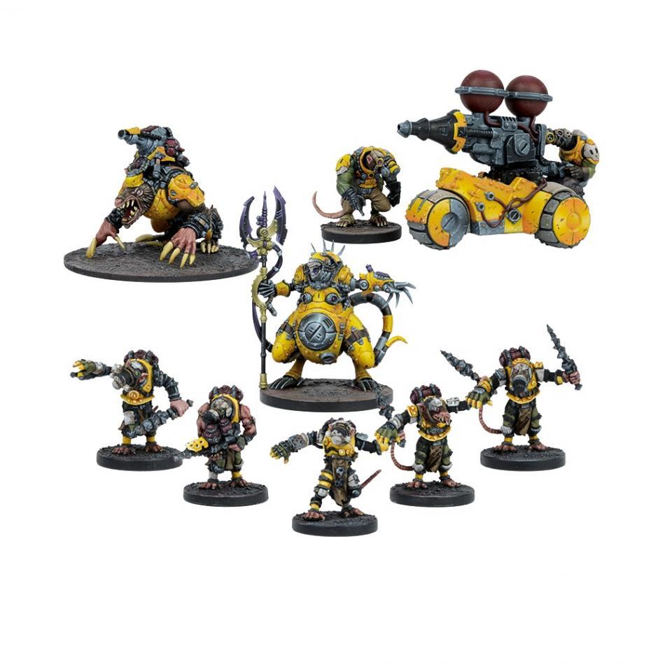 Deadzone V2 Veer-myn Faction Booster