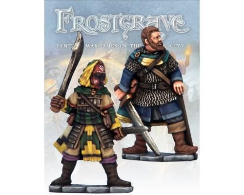 Frostgrave Captains II
