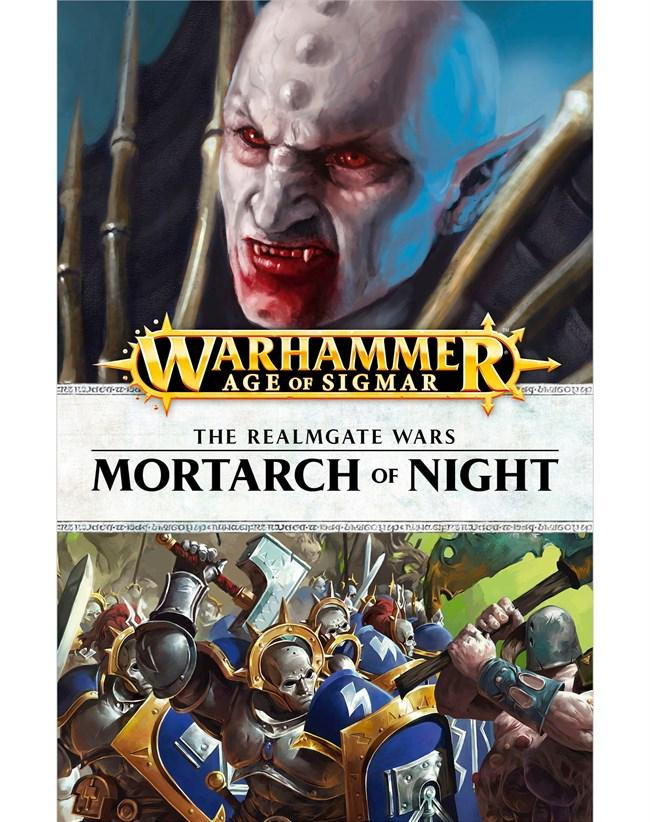 Realmgate Wars 9: Mortarch of the Night