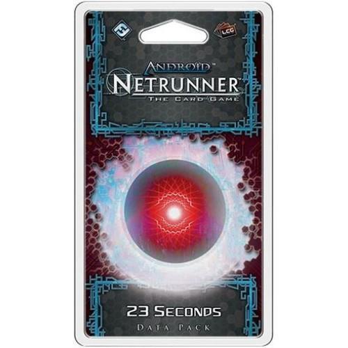 23 Seconds Data Pack: Netrunner LCG