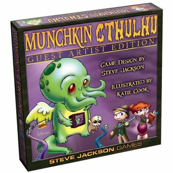 Munchkin Cthulhu Guest Artist Edition: Katie Cook