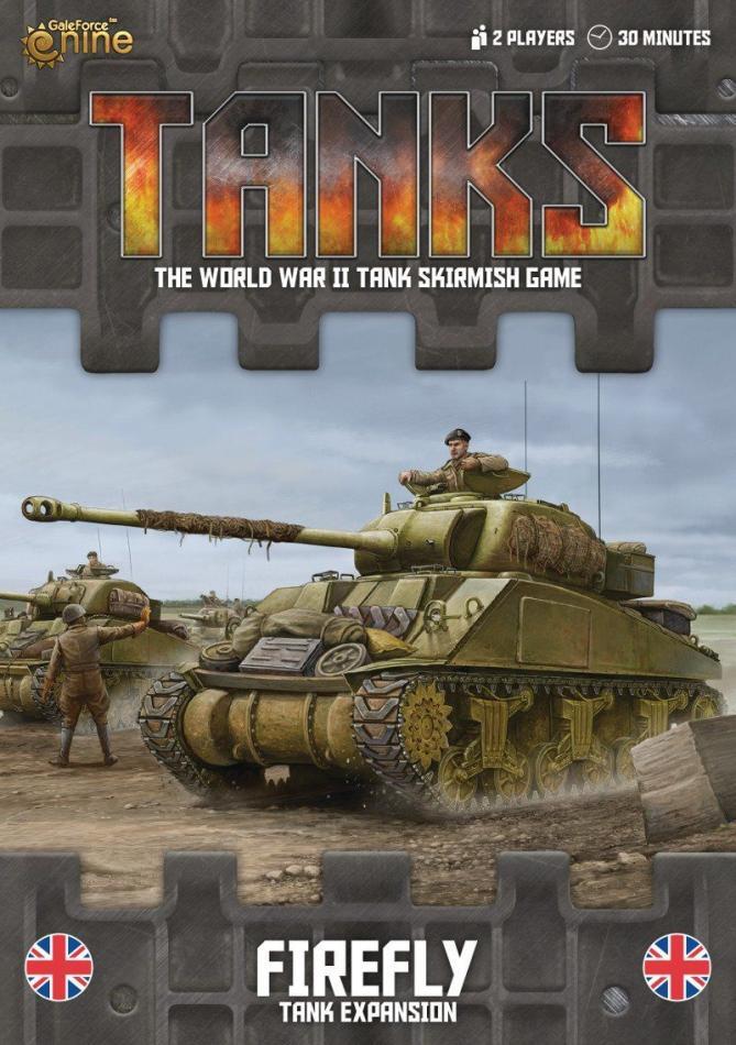 Tanks Exp. British Sherman Firefly