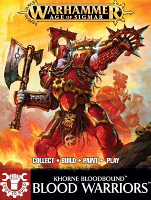 Easy to Build: Khorne Bloodbound Blood Warriors