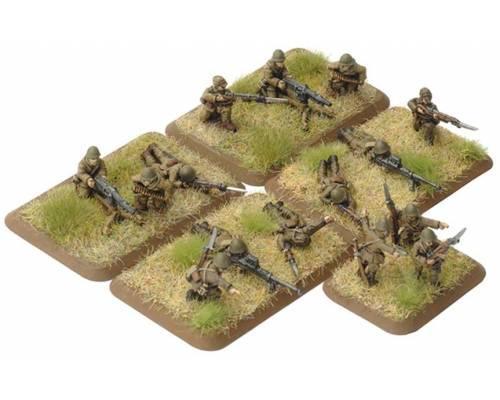 Hohei Weapons Platoon (x4)