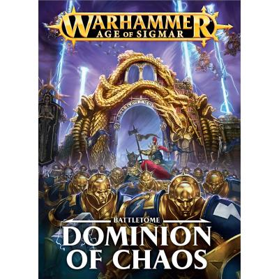 Battletome: Dominion of Chaos (Hardback)