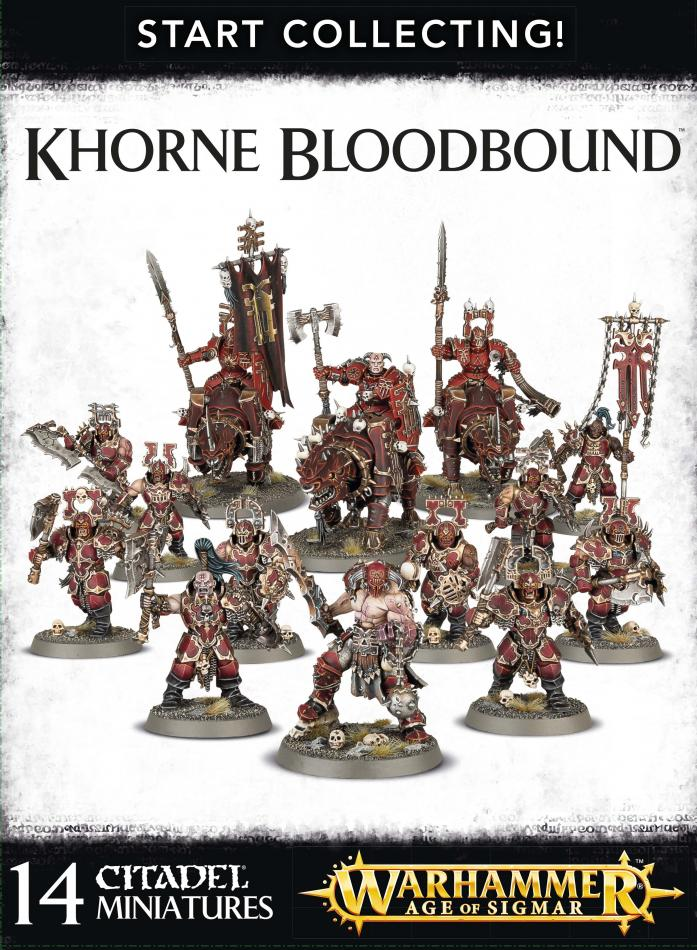 Start Collecting! Khorne Bloodbound