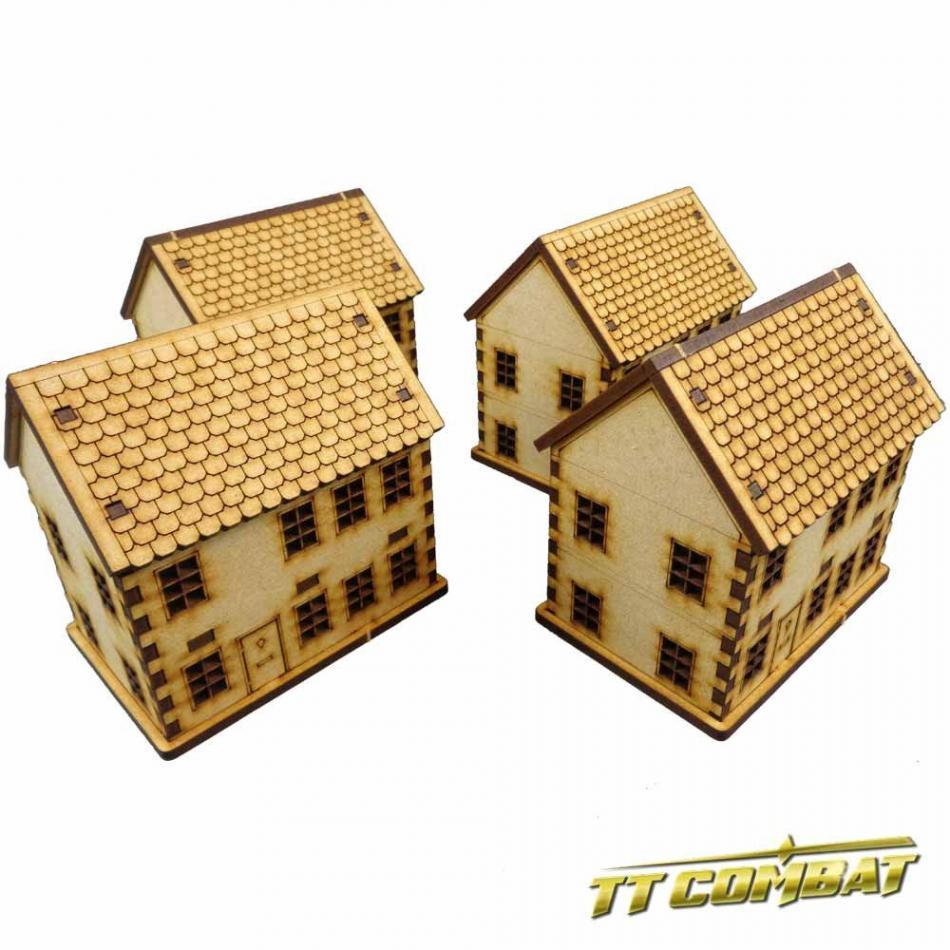 Town House Set