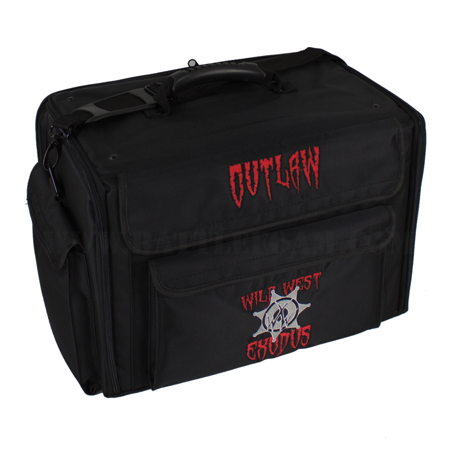 Outlaw Bag Standard Load Out