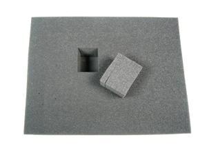 3 INCH PLUCK FOAM TRAY (BFL) (15.5 x 12 x 3 )