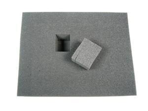 4 INCH PLUCK FOAM TRAY (BFL) (15.5