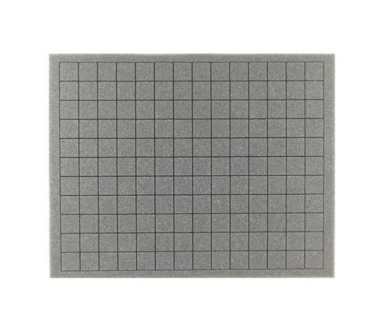 1 Inch Skirmisher Pluck Foam Tray (SK) (10.75 x 8.25 x 1)
