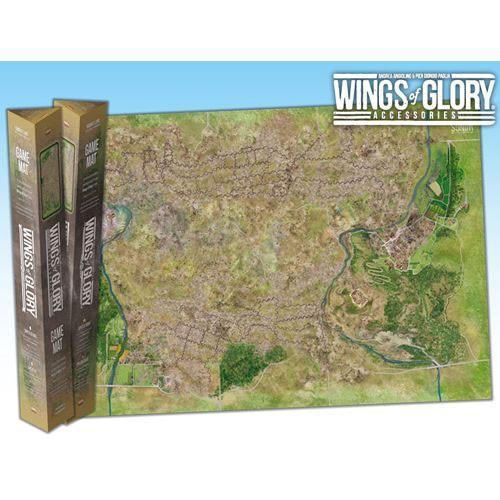 Noman's Land: Wings of Glory Game Mat
