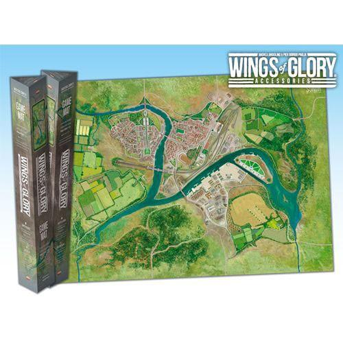 Industrial Complex: Wings of Glory Game Mat