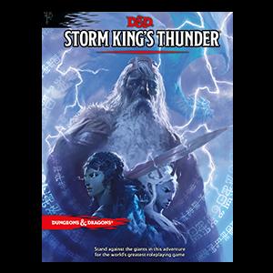 Dungeons & Dragons Storm King's Thunder (DDN)
