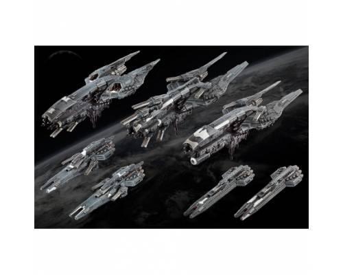 Starter Fleet UCM