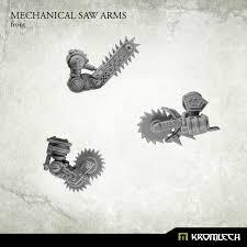 Mechanical Saw Arms (6)