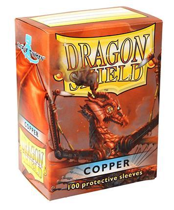 Dragon Shield Sleeves Copper (100)