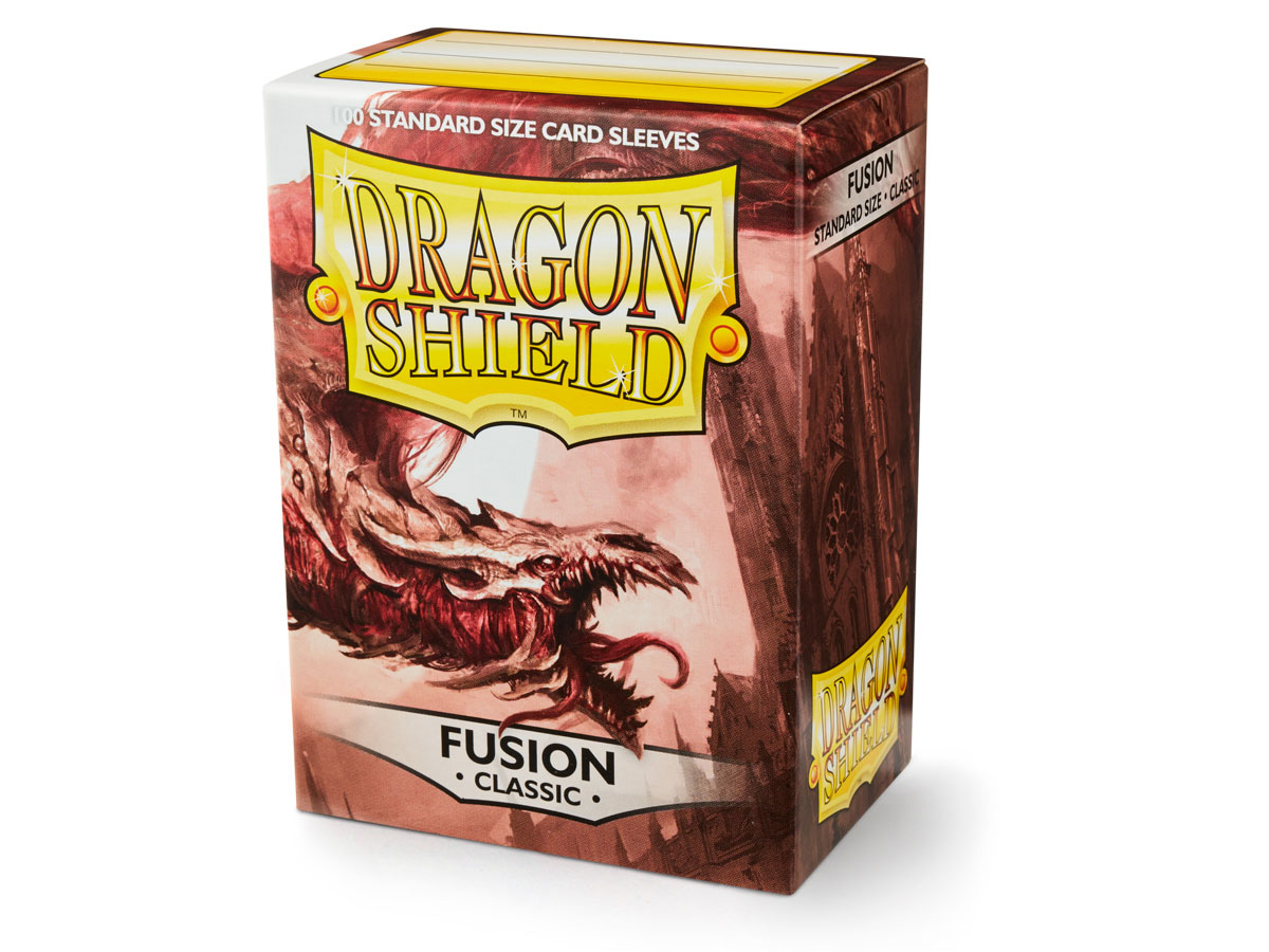 Dragon Shield Sleeves Fusion Classic (100)