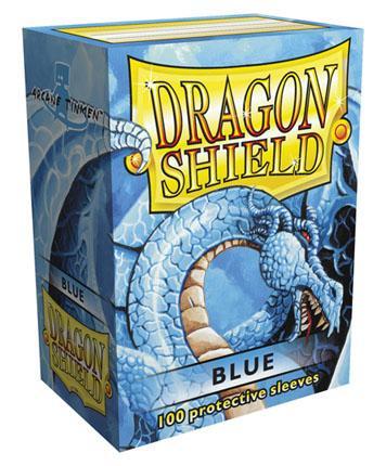 Dragon Shield Sleeves Blue (100)
