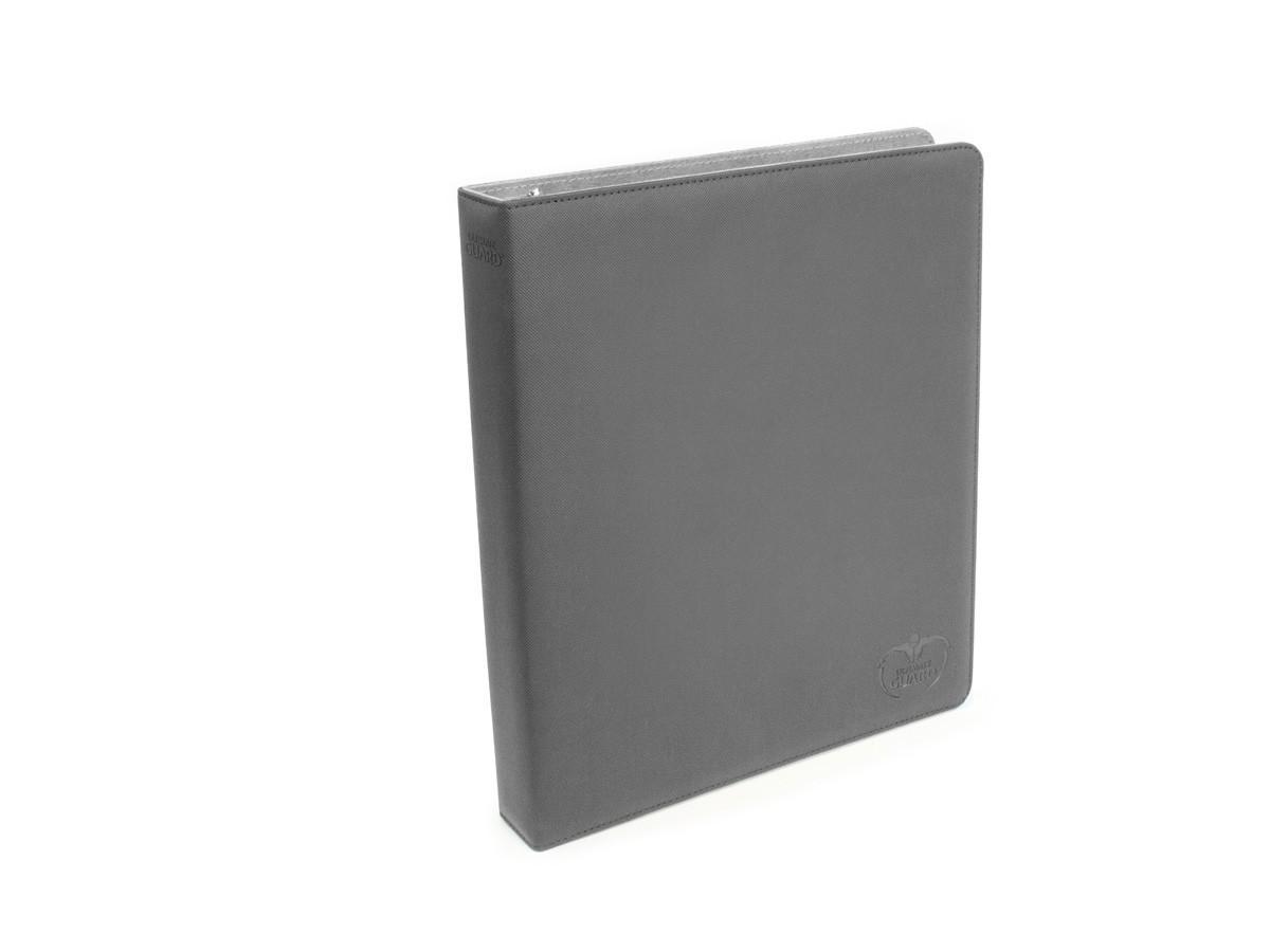 Supreme Collector's 3-Ring Binder Slim XenoSkin� Grey