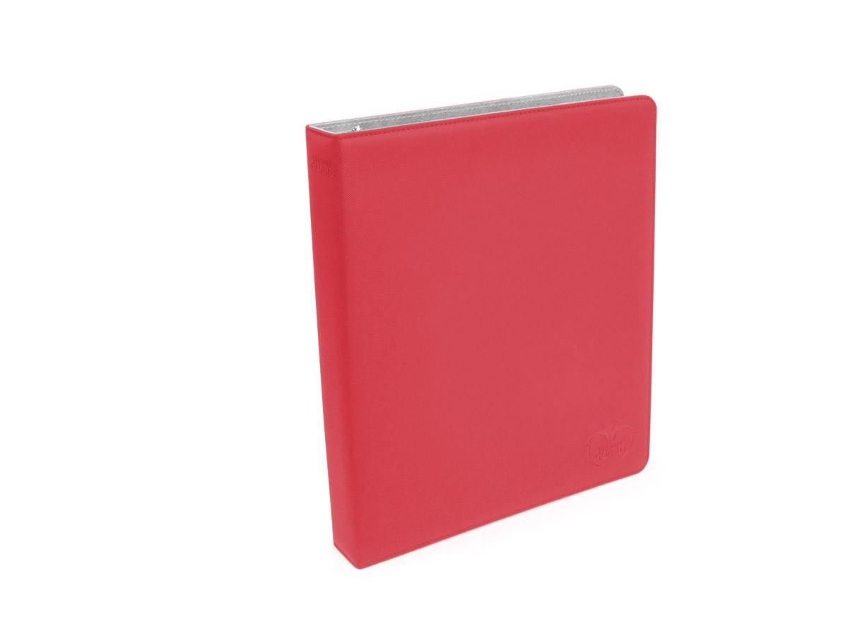 Supreme Collector's 3-Ring Binder Slim XenoSkin� Red