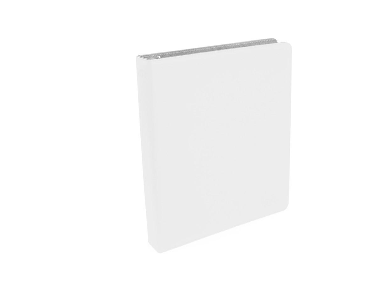 Supreme Collector's 3-Ring Binder Slim XenoSkin™ White