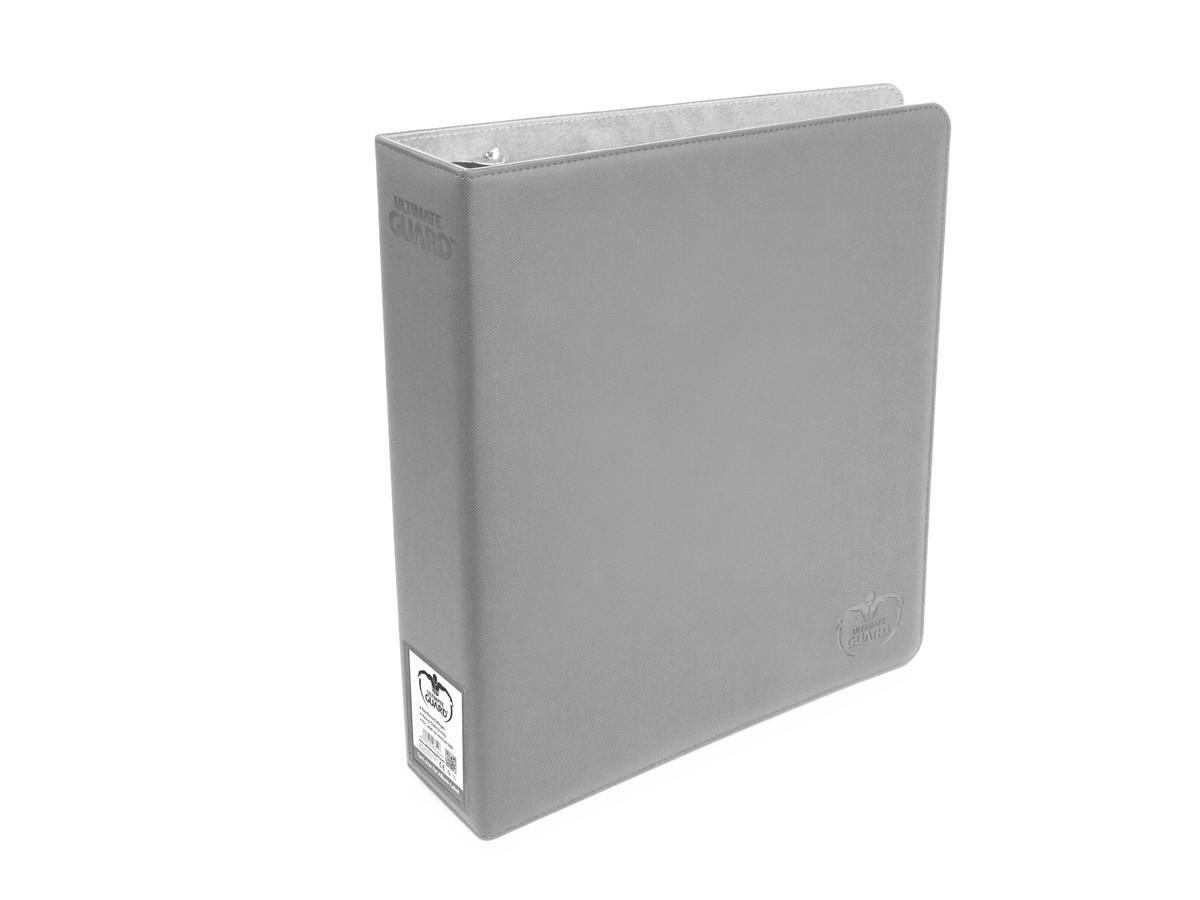 Supreme Collector's 3-Ring Binder Large XenoSkin™ Grey