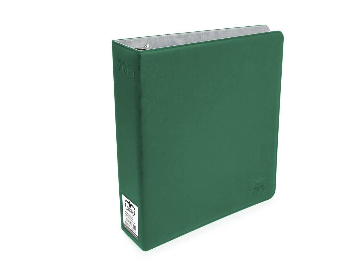 Supreme Collector's 3-Ring Binder Large XenoSkin� Green