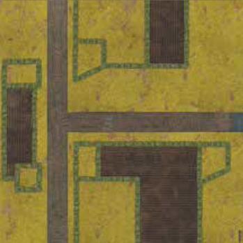 Villers Bocage Game Mat (36x36)