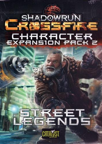 Street Legends Character Exp Pk 2: Shadowrun Crossfire