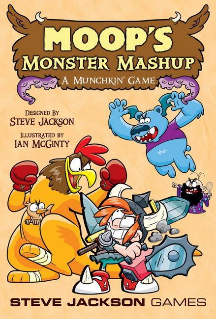 Munchkin Moop's Monster Mashup