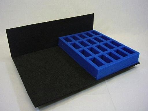 N3 Case with Half Width Trays