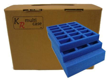 D9H Half Width Case (D2H & F4H x2)