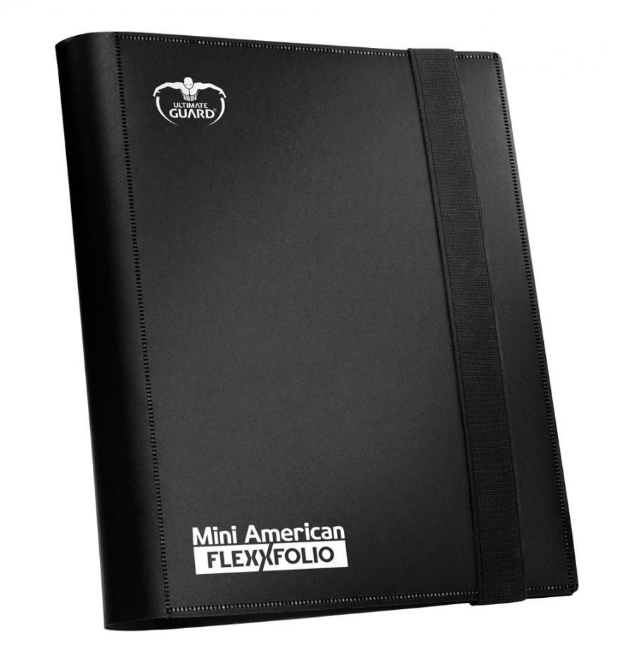 9-Pocket FlexXfolio Mini-American Black