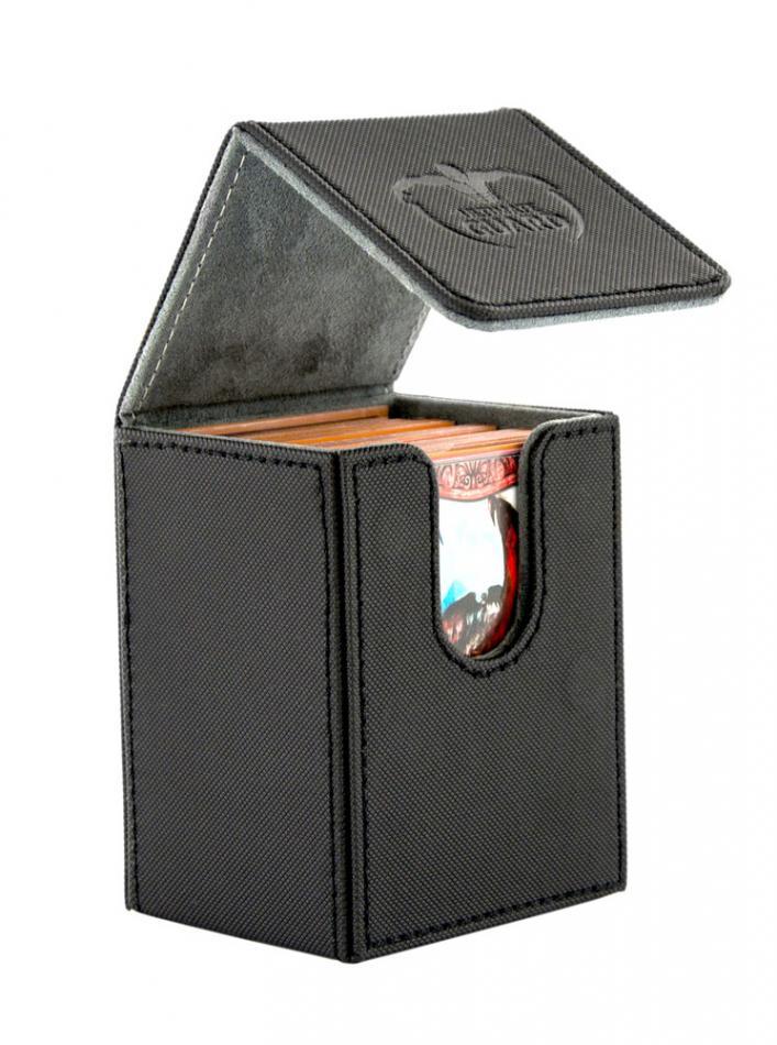Flip Deck Case 80+ Standard Size XenoSkin Black
