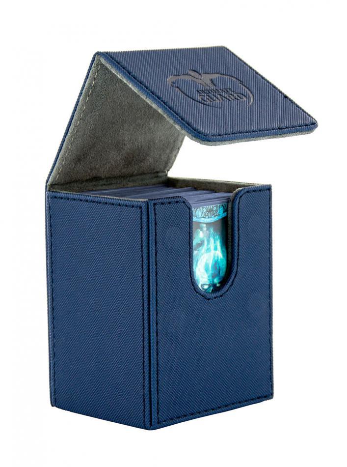 Flip Deck Case 80+ Standard Size XenoSkin Blue