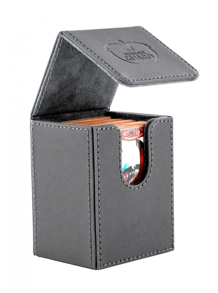 Flip Deck Case 80+ Standard Size XenoSkin Grey