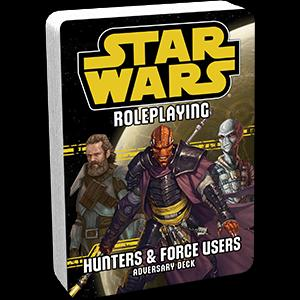Hunters and Force Users: Star Wars Roleplaying