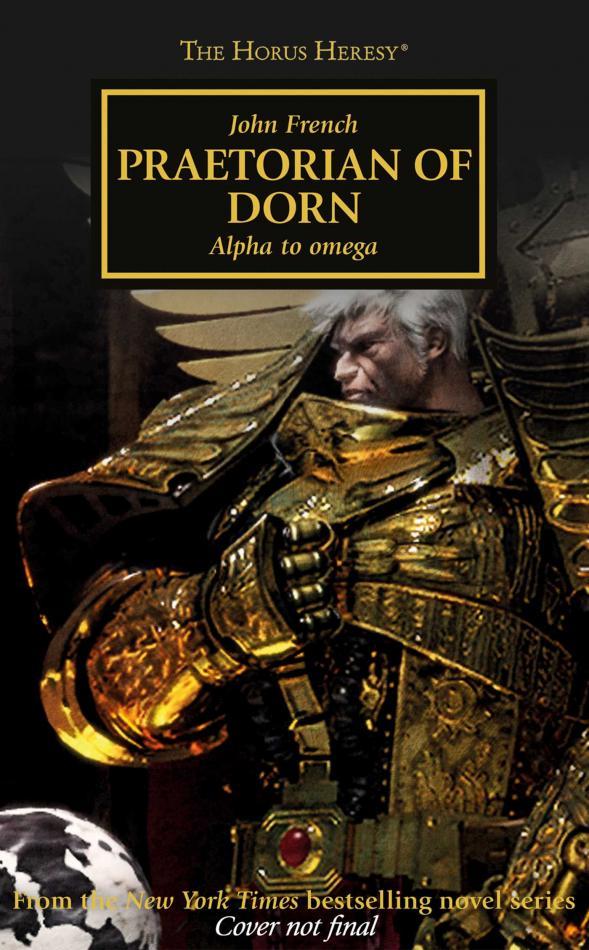 Horus Heresy: Praetorian of Dorn (A5 Hardback)