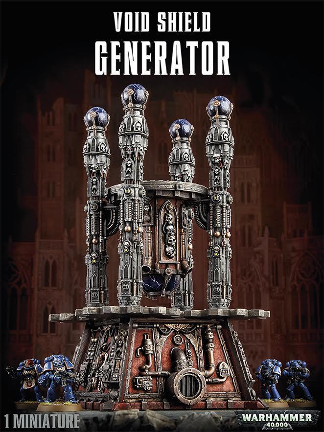 Voidshield Generator