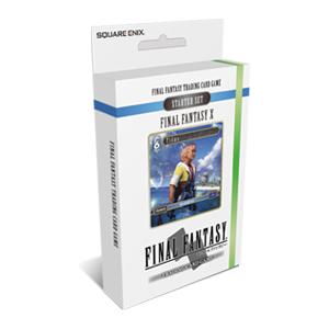 Final Fantasy X TCG Starter Set
