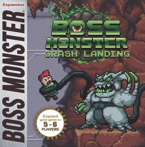 Crash Landing: Boss Monster 5-6 Player Expansion