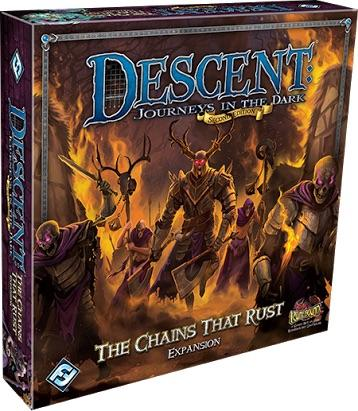 Descent: the Chains that Rust