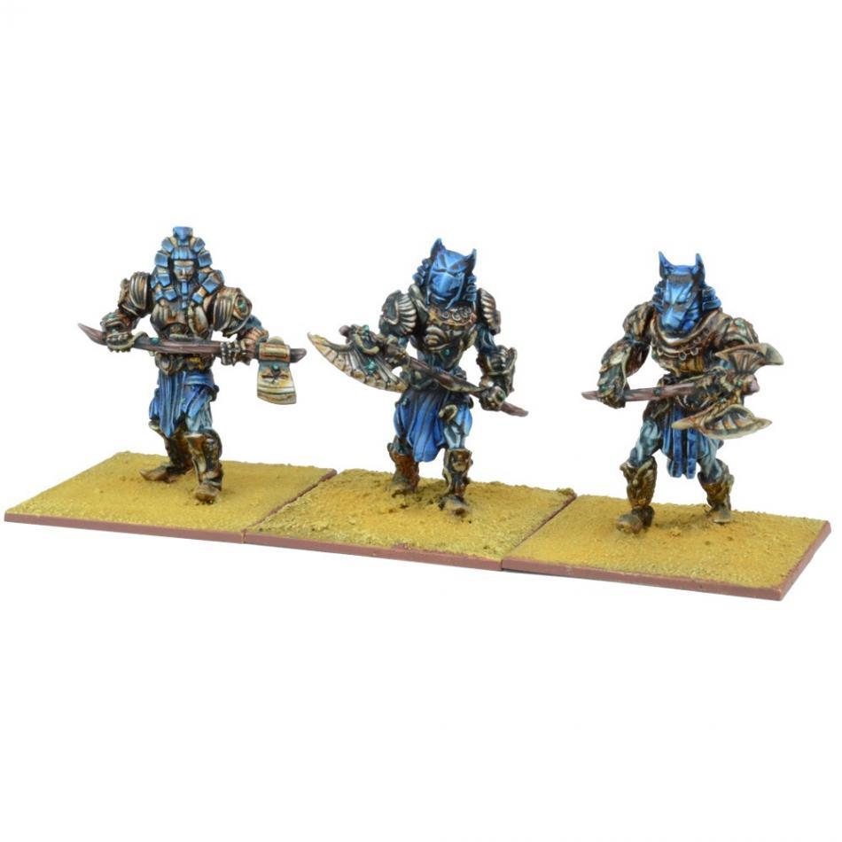 Empire of Dust Enslaved Guardian Regiment