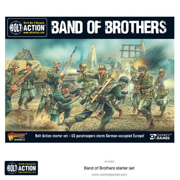 Bolt Action 2 Starter Set Band of Brothers