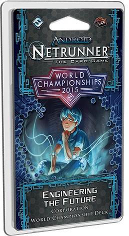 World Championship Corp Deck: Netrunner LCG