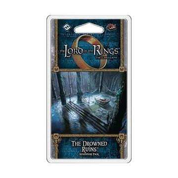 The Drowned Ruins Adventure Pack: LOTR LCG