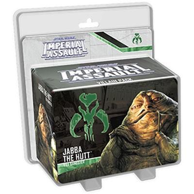 Jabba the Hutt Villain Pack: Star Wars Imperial Assault